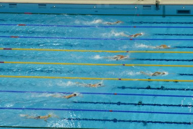 Men 400m Freestyle final