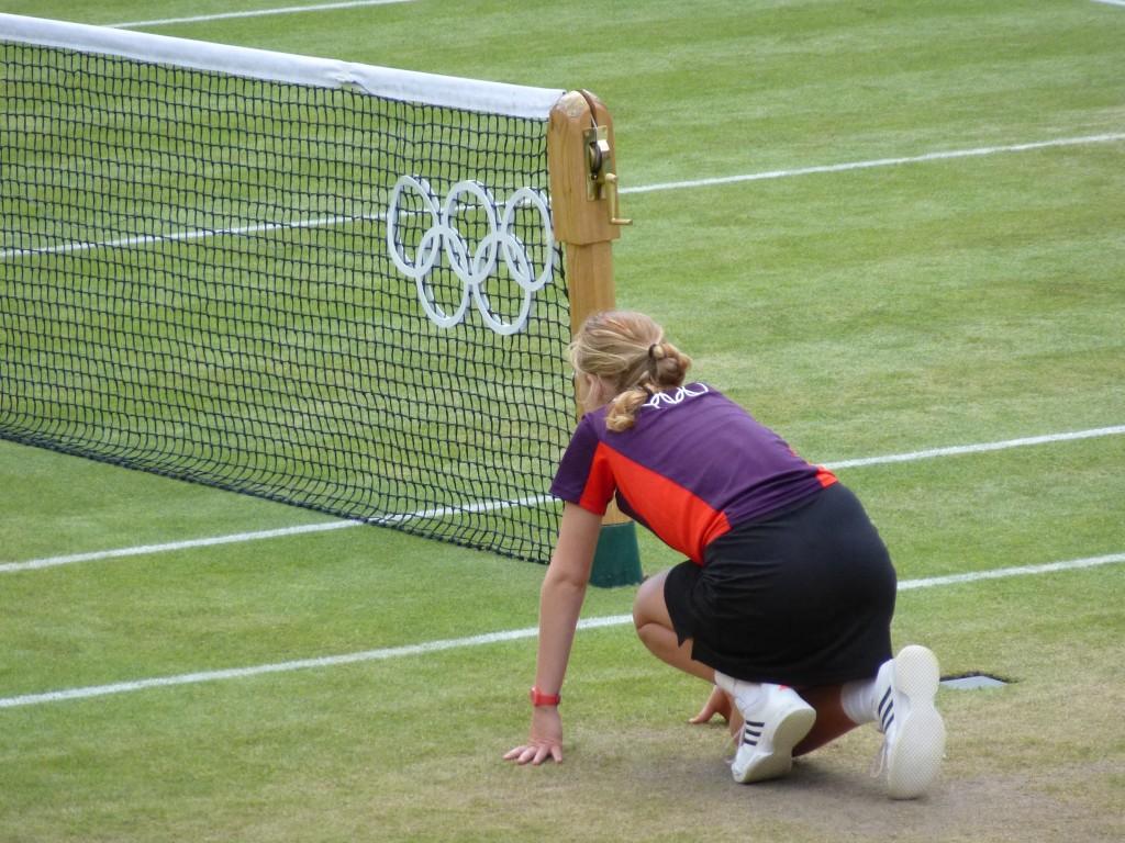 Wimbledon olympique