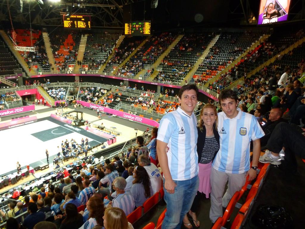 Argentine au basket
