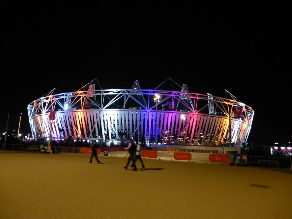 stade olympique de Londres 2012