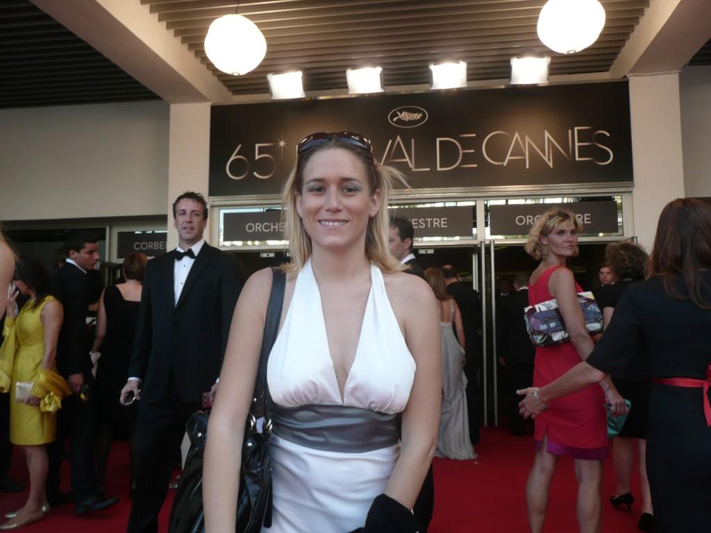 65e Festival de Cannes, en haut des marches