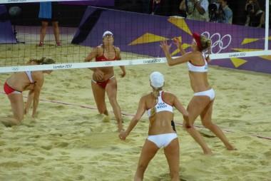 les 4 Américaines en finale