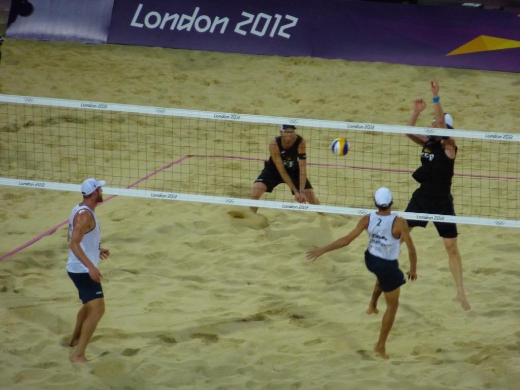 Finale olympique: Brésil - Allemagne