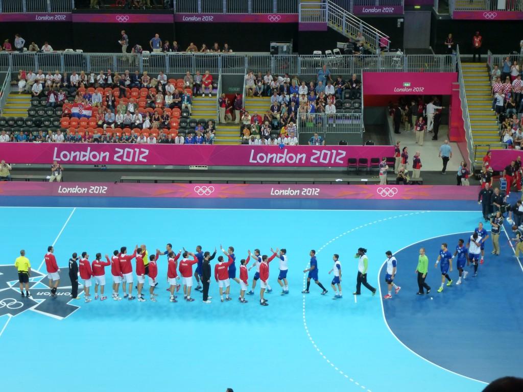 Demi-finale France-Croatie