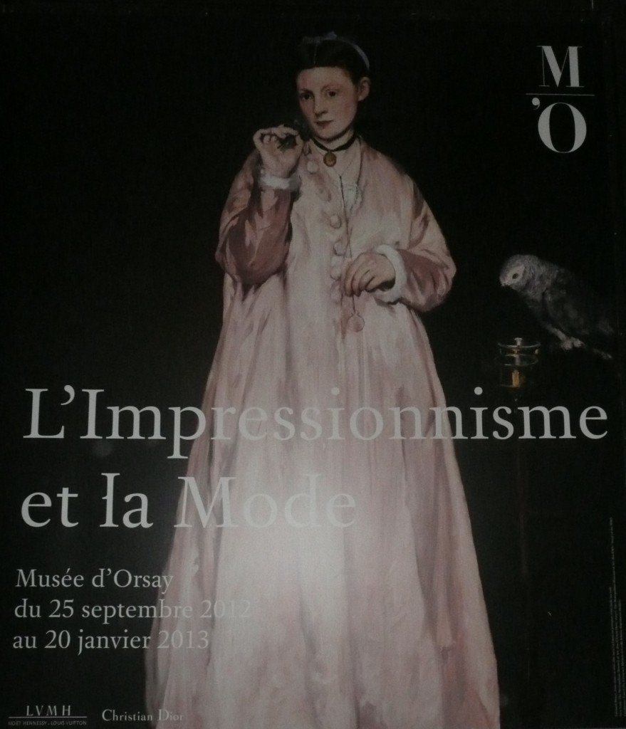 L'impressionisme et la mode