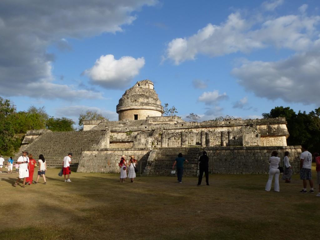 El Caracol (l'Escargot) observatoire