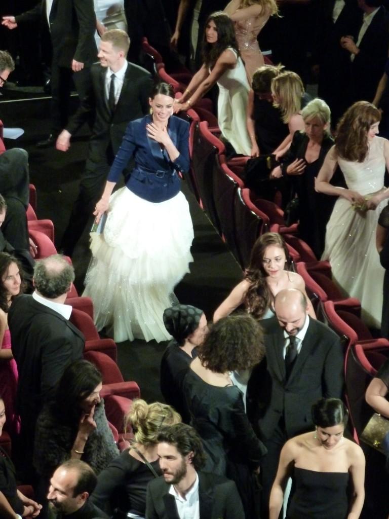 Le Passé avec Berenice Bejo