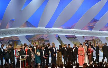 les lauréats de Cannes 2013