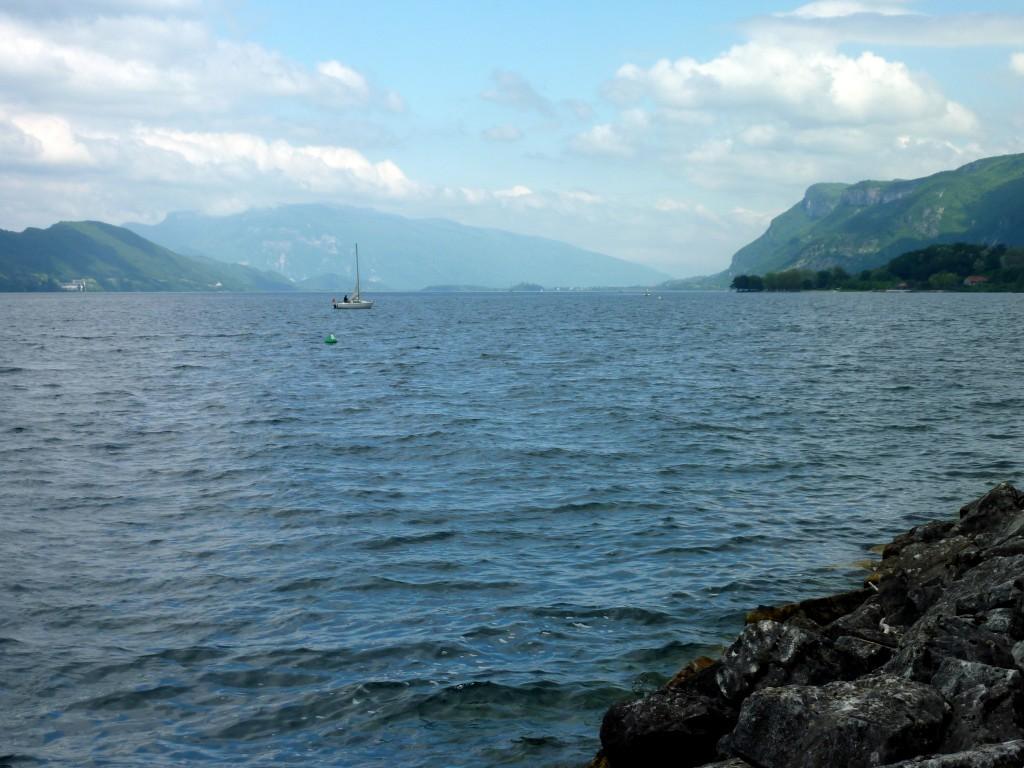 le lac du Brouget