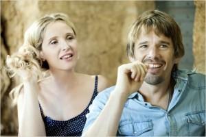Julie Delpy et Ethan Hawke (© Prokino Filmverleih)