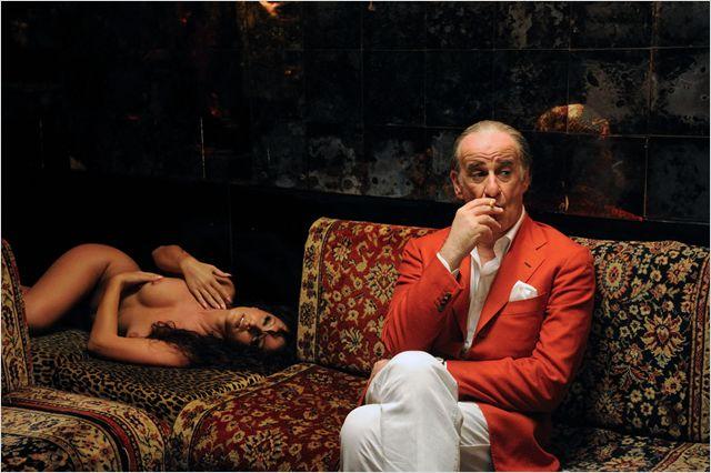 """Toni Servillo dans """"La Grance Belleza"""" (photo Gianni Fiorito)"""