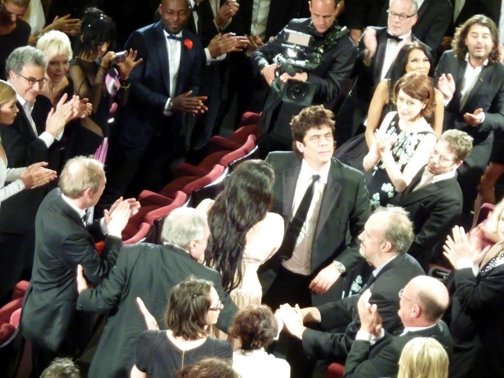 Jimmy P. avec Benicio del Toro et Mathieu Amalric