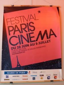 Festival Paris Cinéma 2013