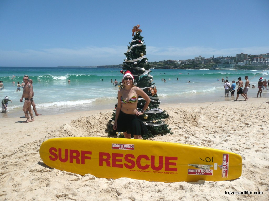 christmas-bondi-beach