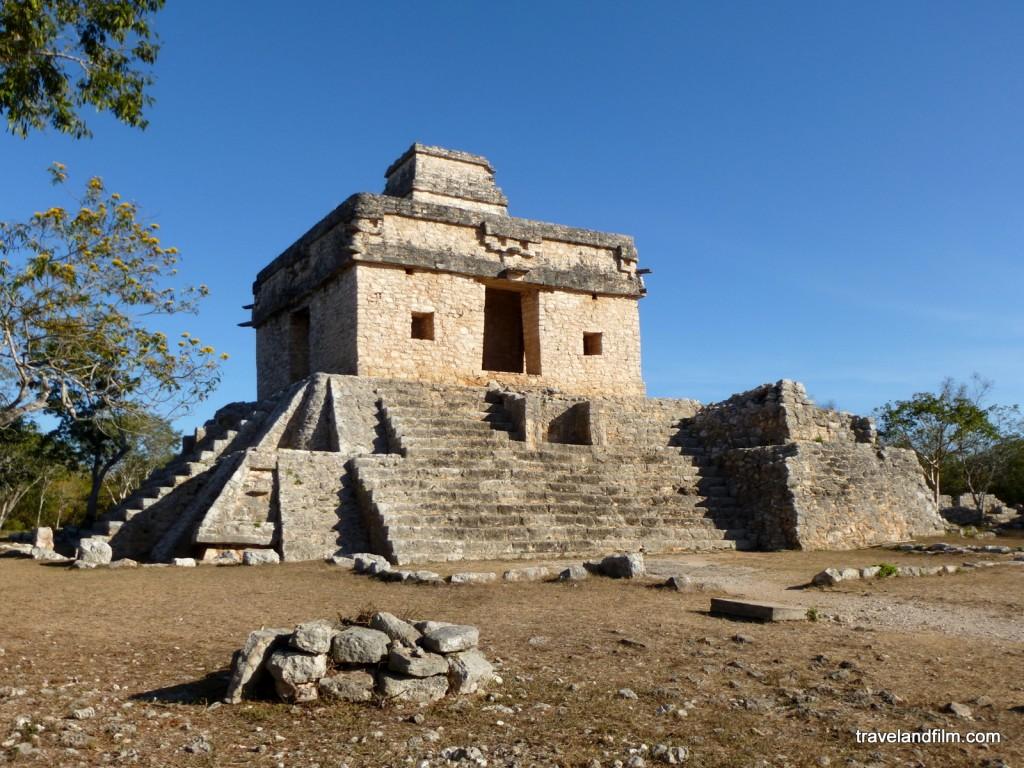 ruines-dzibilchaltun-yucatan