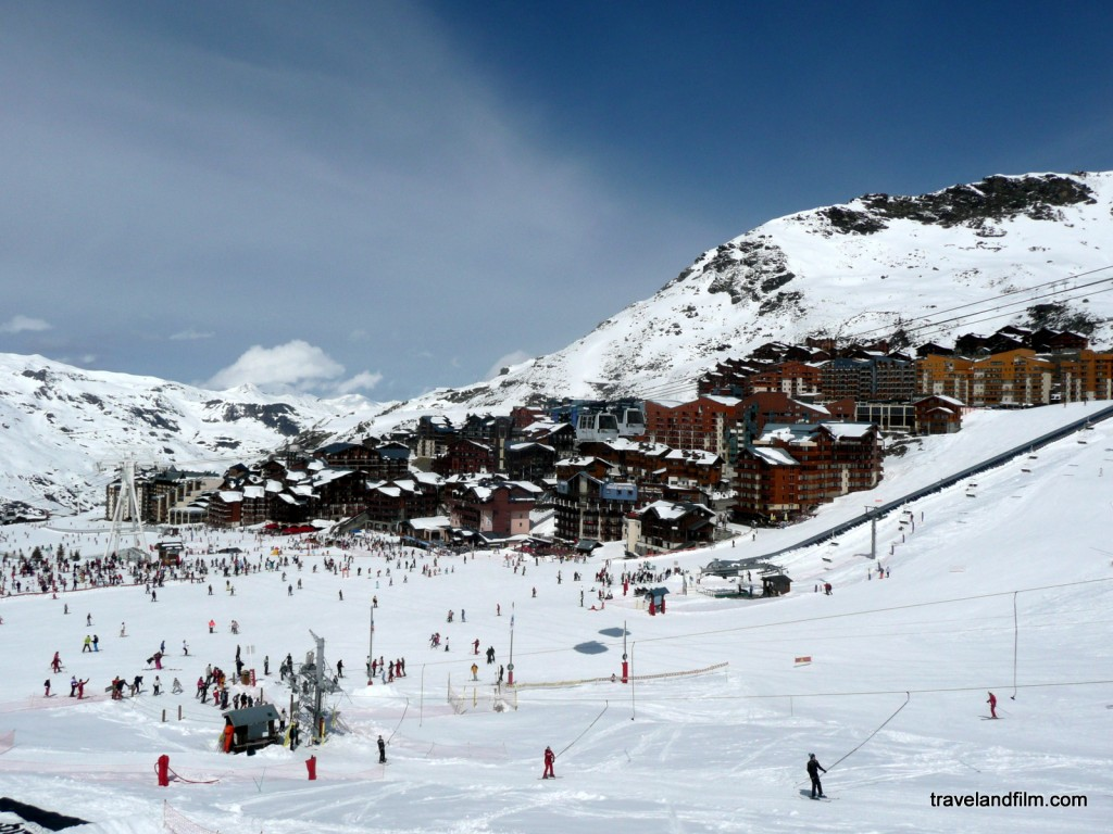 val-thorens-la station