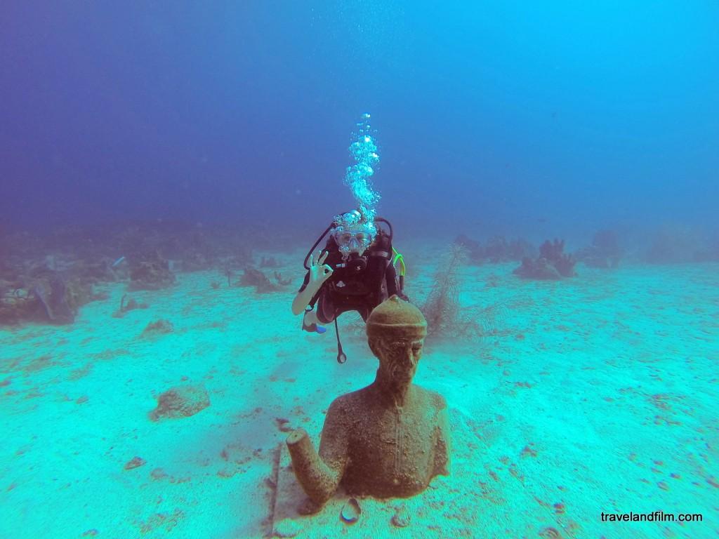 statue-buste-cousteau-et-moi-plongee