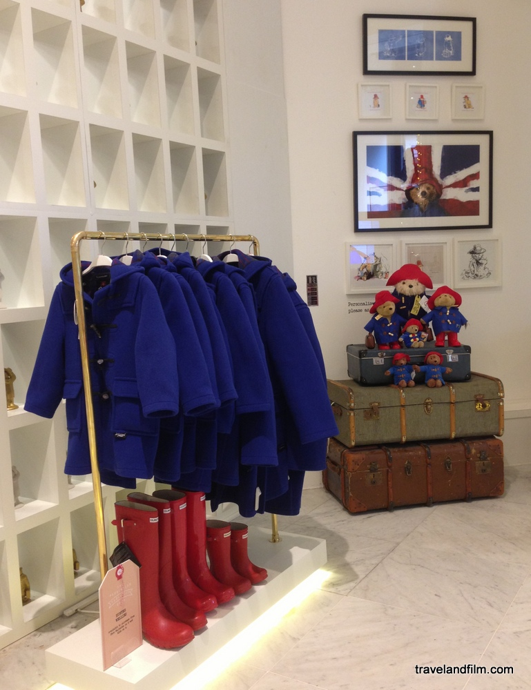 dress-like paddington-at-selfridges-shop