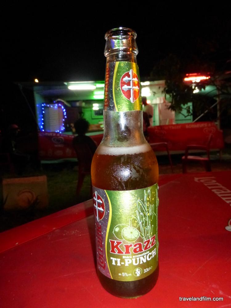 Exceptionnel La bière au ti-punch, découverte en Martinique RO84