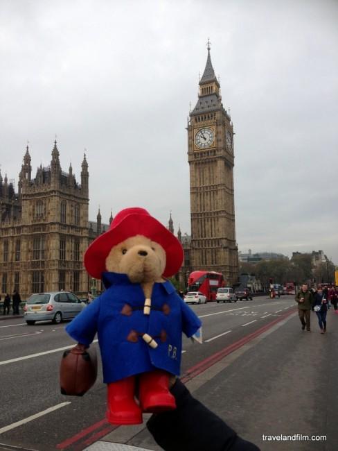 Paddington big ben london travel and film - Penthouse paddington londres en angleterre ...