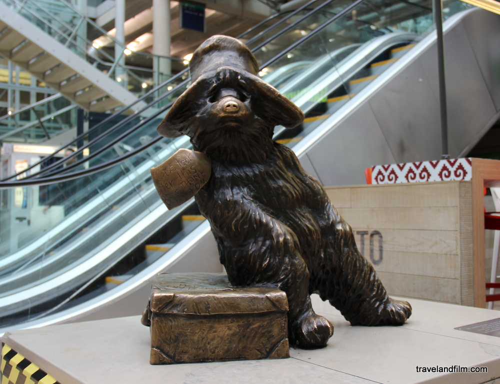 paddington-station-statue