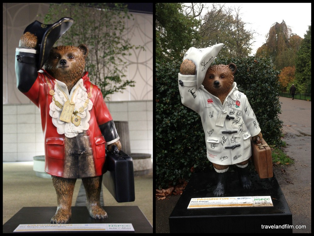 paddington-statues-london