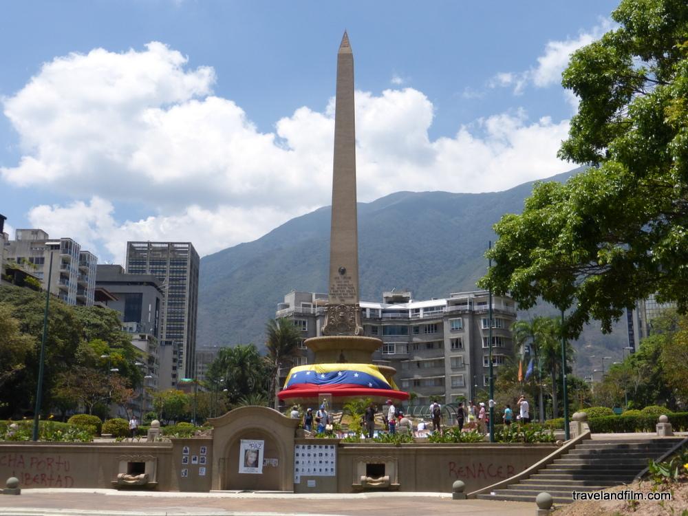 venezuela-caracas-plaza-altamira