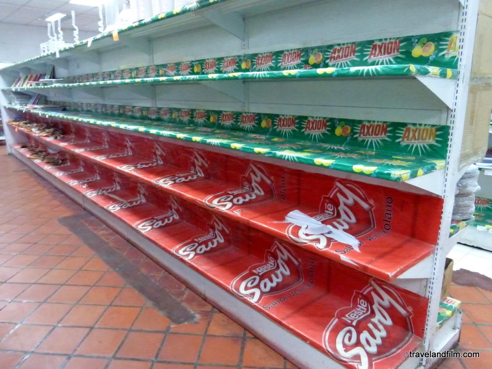 venezuela-penurie-supermarche