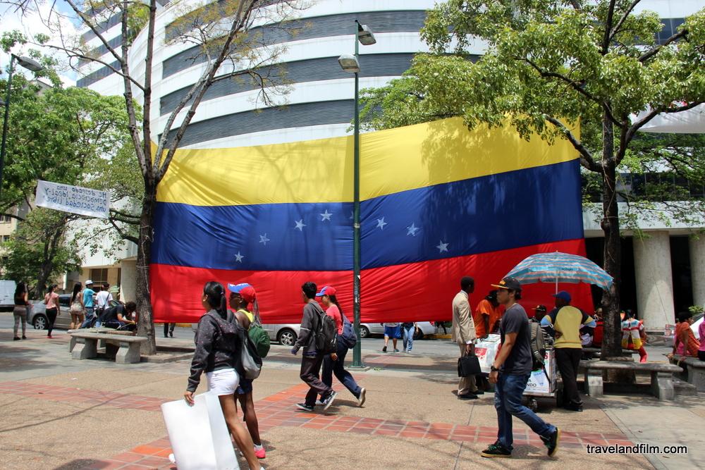 voyage-venezuela-drapeau-caracas
