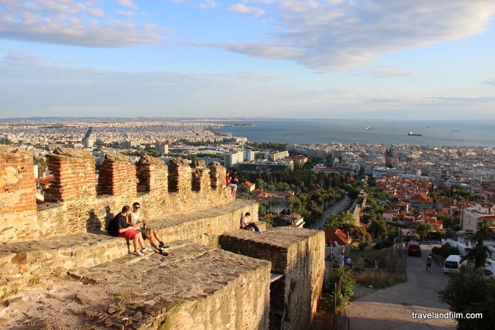 remparts-coucher-du-soleil-thessalonique