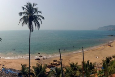 cola-beach-south-goa-panorama