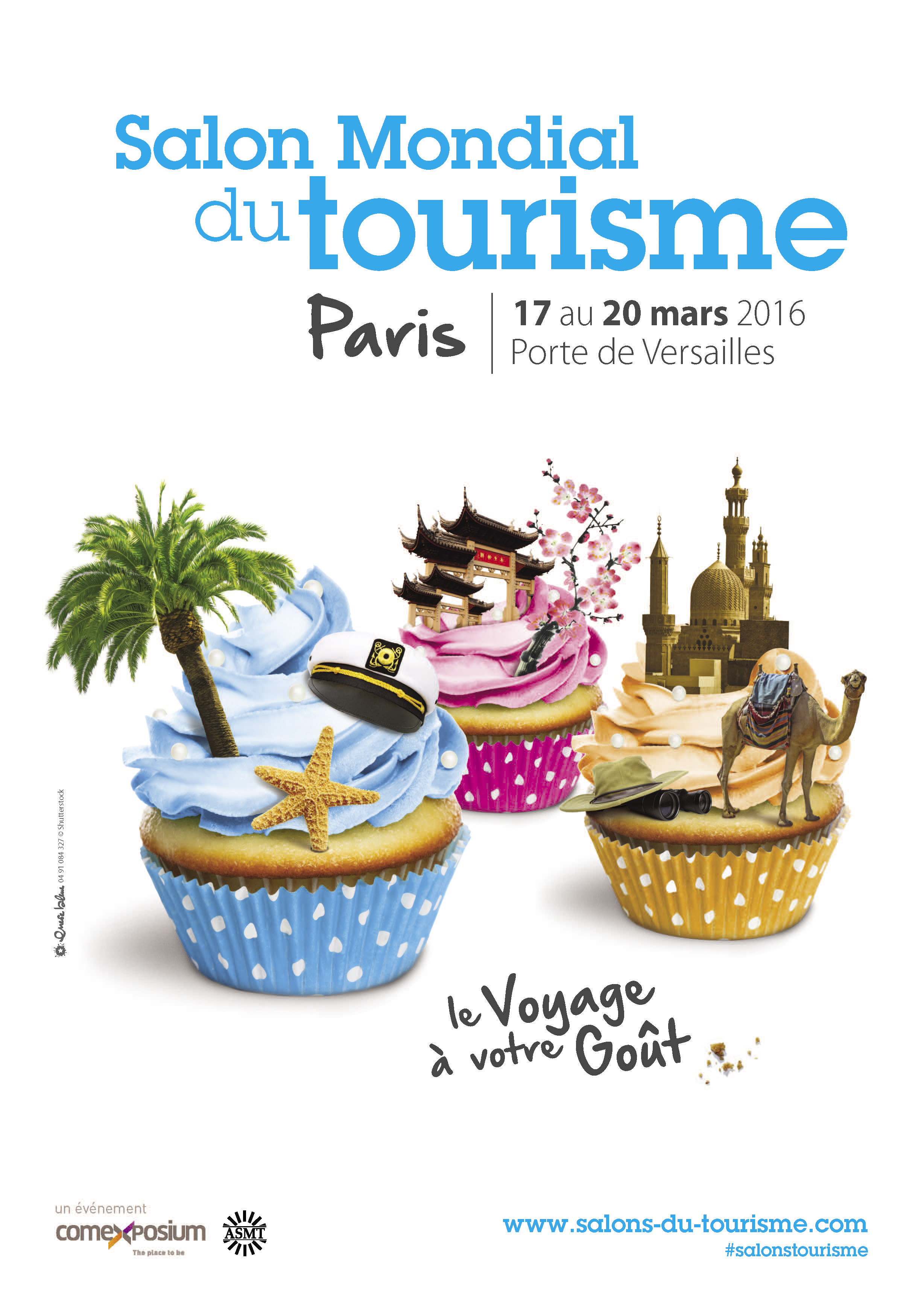 Les tendances voyage au salon mondial du tourisme paris for Salon a paris