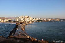 Visiter Naxos en Grèce, la plus grande île des Cyclades