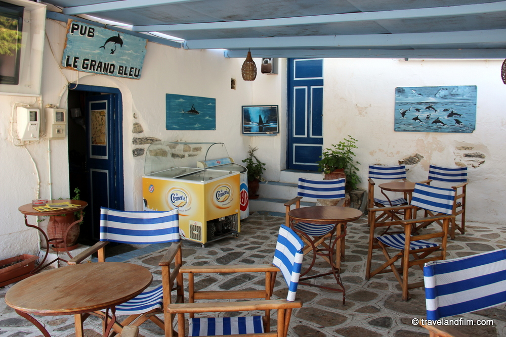 lieux de tournage du film le grand bleu en gr ce amorgos. Black Bedroom Furniture Sets. Home Design Ideas