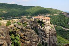 Les Météores en Grèce, des vues à couper le souffle rien que pour vos yeux!