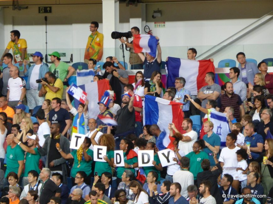 supporters-francais-Teddy-Riner-judo