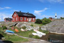 Visiter l'archipel de Stockholm, conseils d'îles et tours