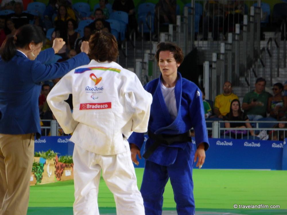 Les médailles d'or françaises des Jeux Paralympiques de Rio 2016