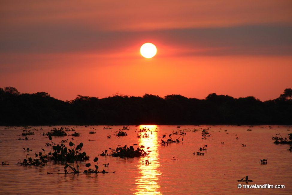 pantanal-sunset