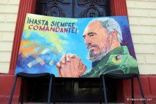 La mort de Fidel Castro: vivre le deuil national à Cuba