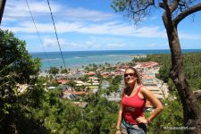 Morro de Sao Paulo 1/2 : visiter l'île de Tinhare à Bahia au Brésil