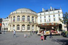 5 bonnes raisons de visiter Rennes le temps d'un week-end