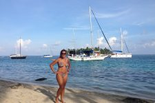 Les îles San Blas en voilier , le meilleur moyen de faire       Panama <--> Colombie