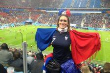 Voyager en tant que femme seule à la Coupe du Monde, c'est comment?