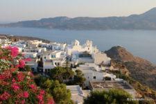 Visiter Milos dans les Cyclades en Grèce, l'île de la Venus