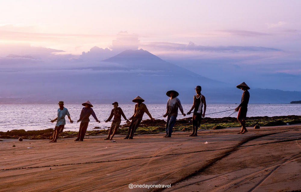 Pêcheurs Ouest Bali OneDayOneTravel