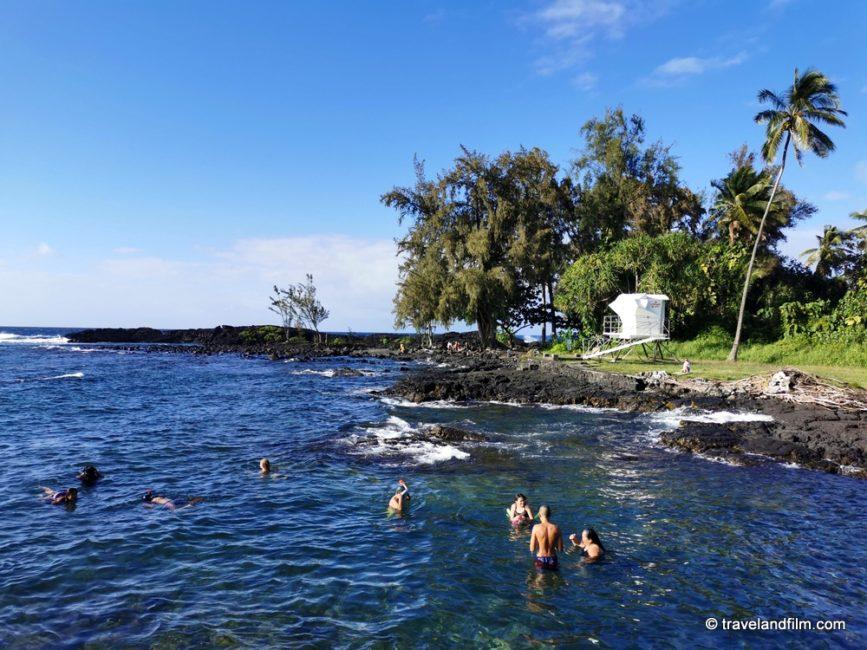 snorkeling-richardson-ocean-park-hawaii-hilo