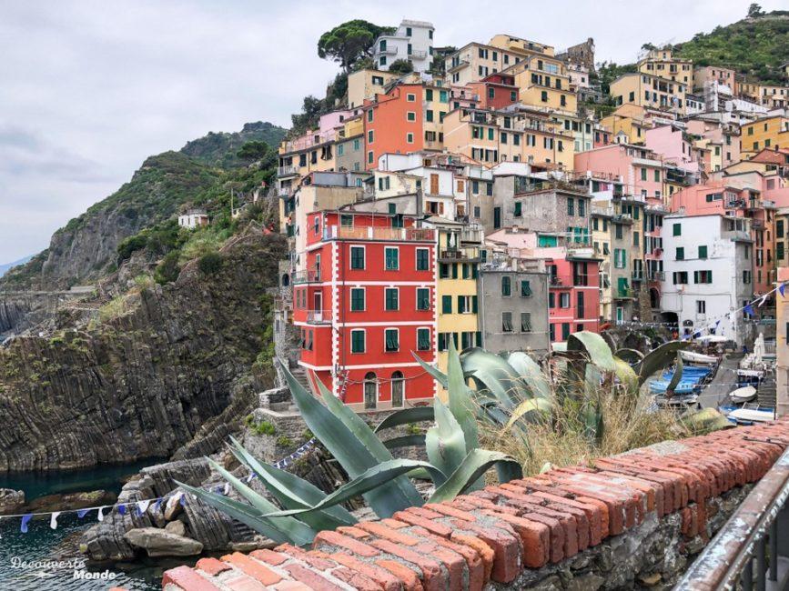 Riomaggiore-Cinque-Terre-Italie