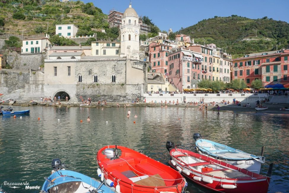 Vernazza-Cinque-Terre-Italie