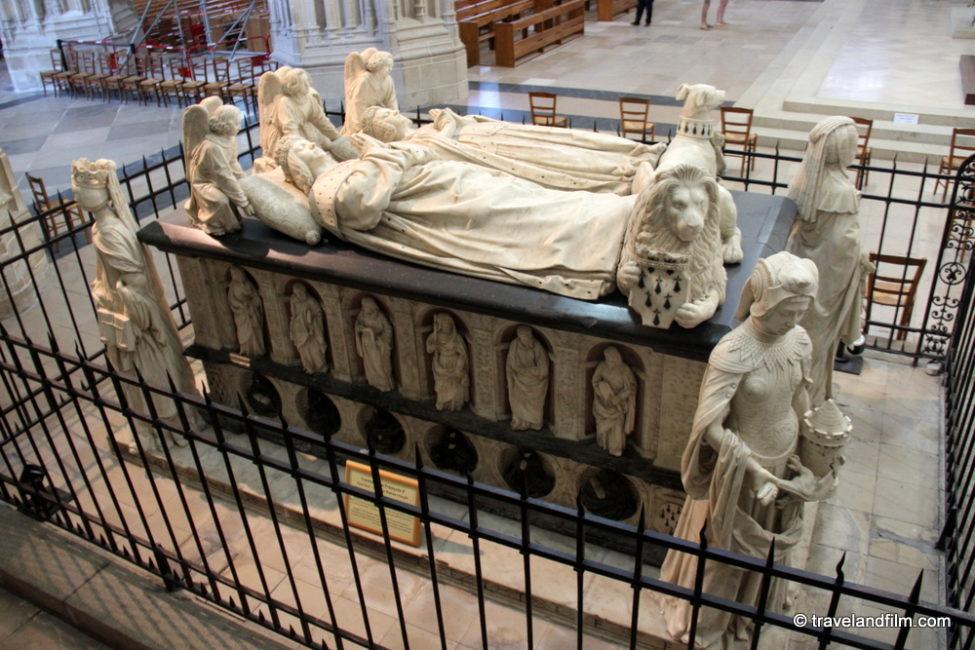 tombe-ducs-de-bretagne-cathedrale-nantes